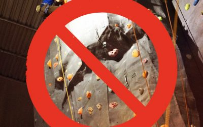 Ingen organisert klatring i julen