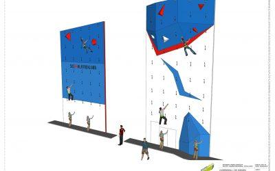 Nye klatrevegger